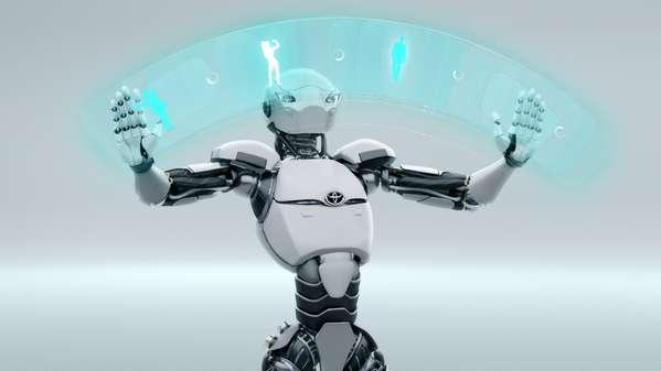 Freestyling Robots (UPDATE)
