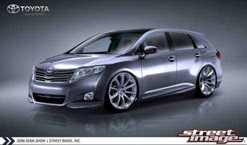 SEMA Car Makeovers