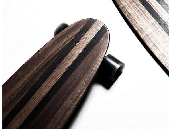 Minimalistic Wooden Trinkets