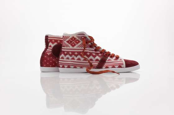 Cozy Knitted Kicks