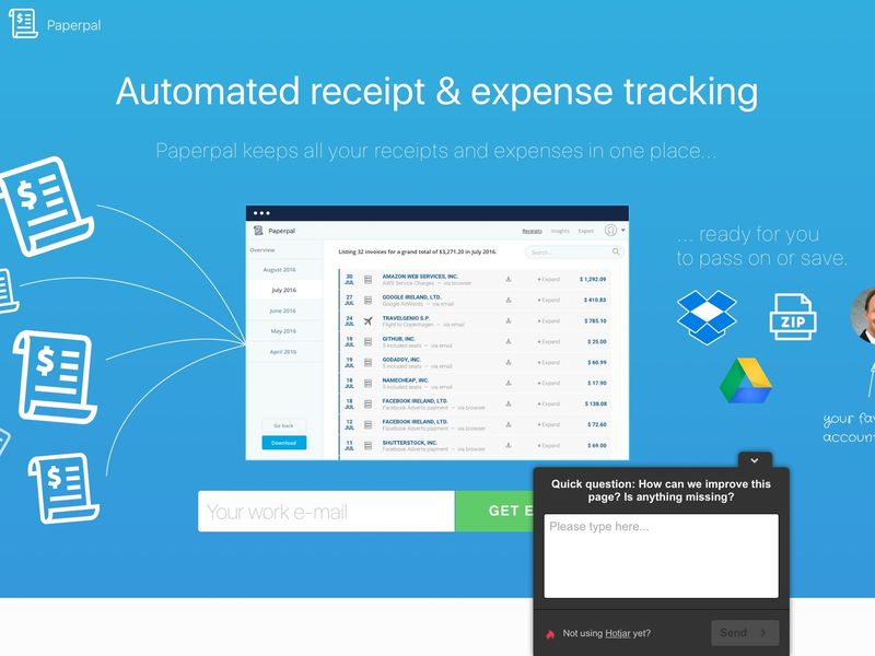 Automated Accountant Apps