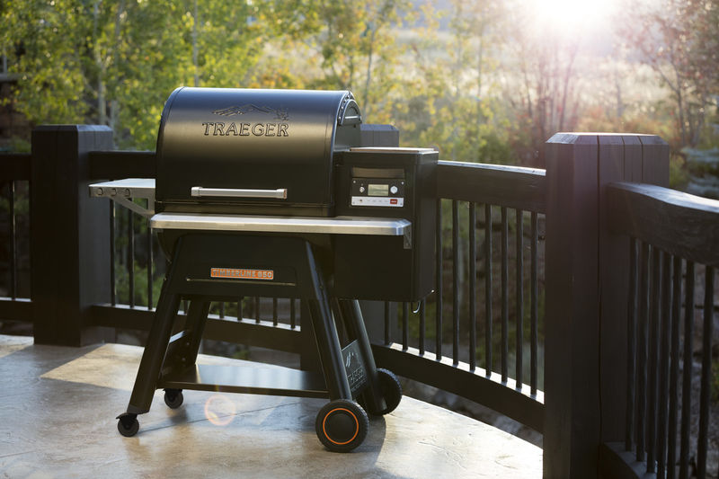 Connected Outdoor Grills