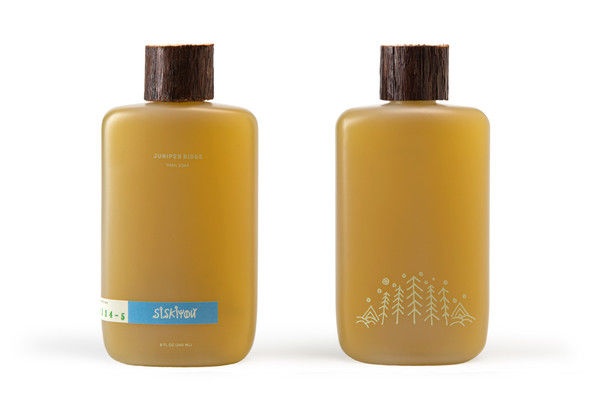 Camp-Themed Cleansers