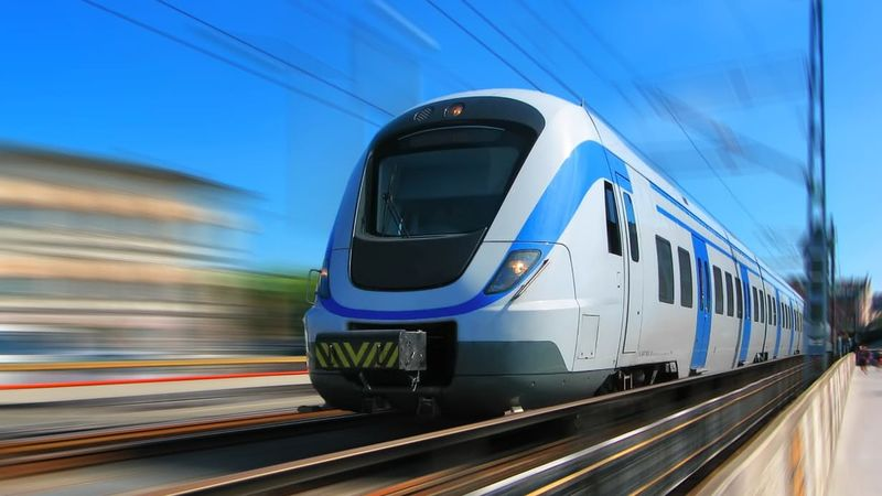 Track-Analyzing Train Sensors