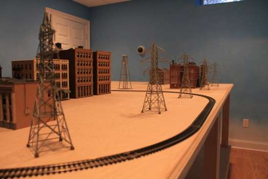 Preventative Model Train Projects