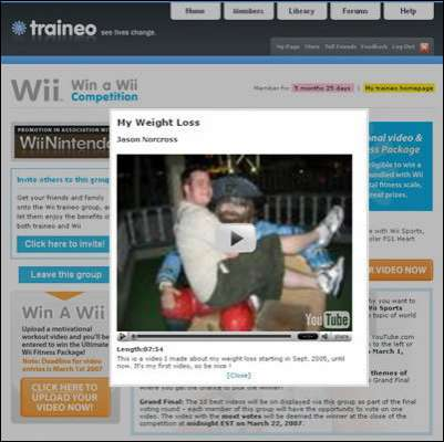 Wii Workouts