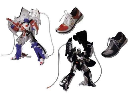 Transformer Shoe