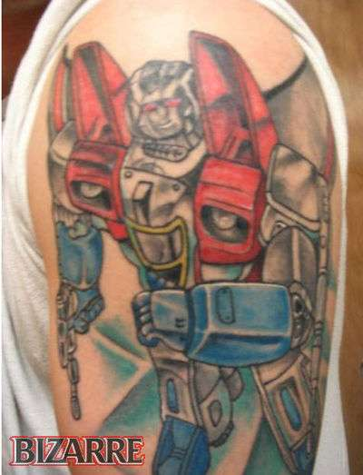 Optimus Prime Ink