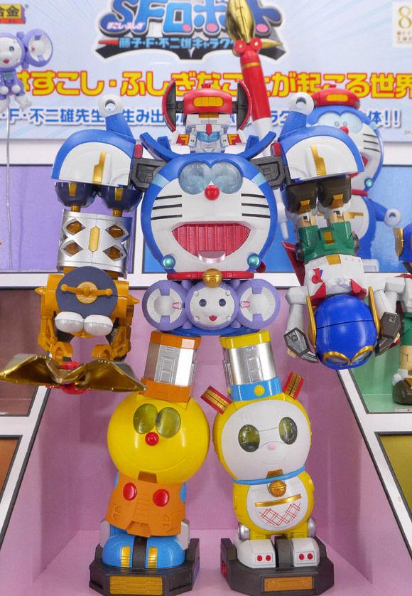Super Robot Anime Toys
