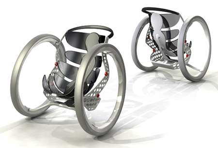 Shape-Shifting Wheelchairs