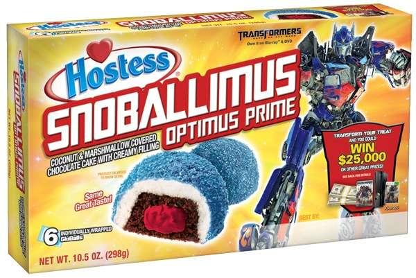 Robotic Snack Cakes