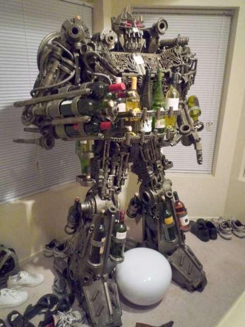 Autobot Vino Holders