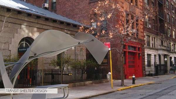Soaring Bus Stop Concepts