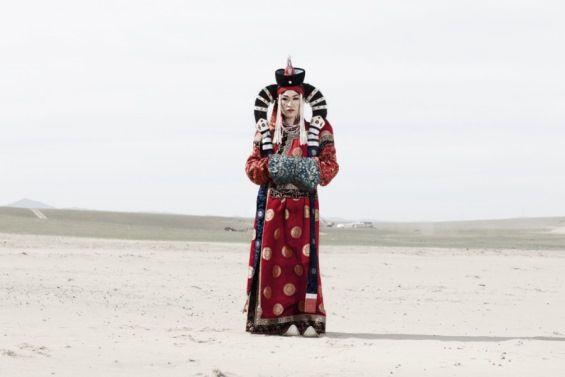 Transgender Mongolian Photography