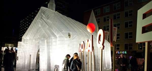 Inflatable Churches