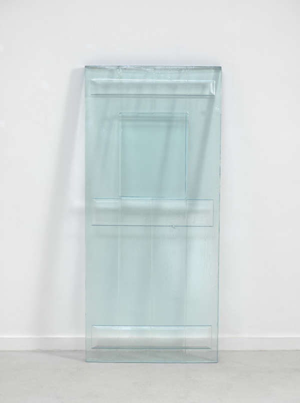 Transparent Door Sculptures