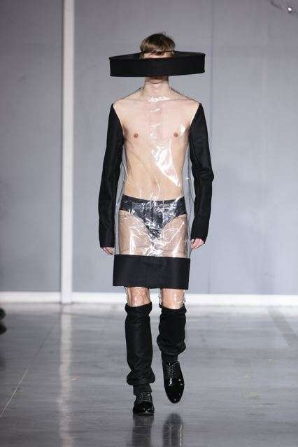 See-Through Menswear
