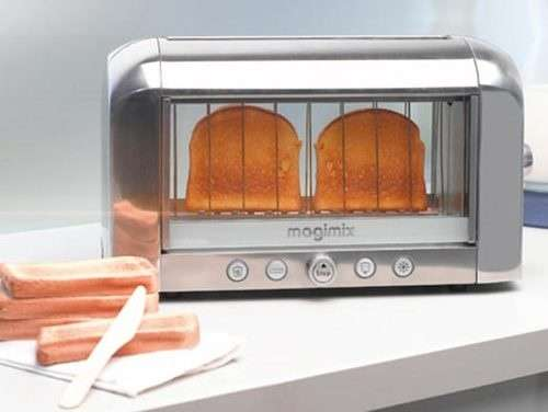 See-Through Toasters