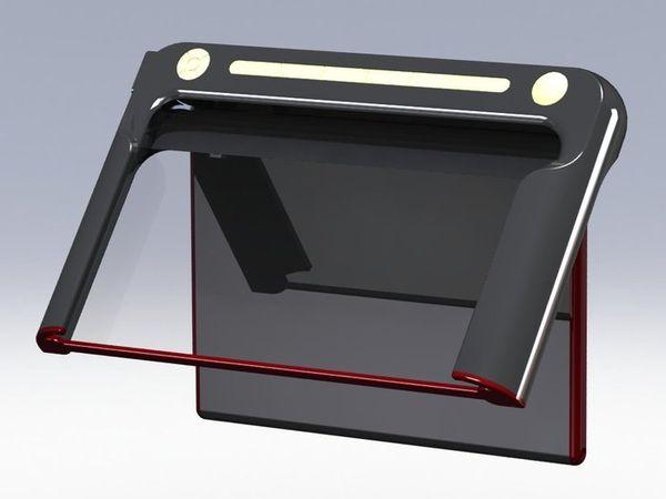 Sci-Fi Transparent Tablets : Transparent Tablets