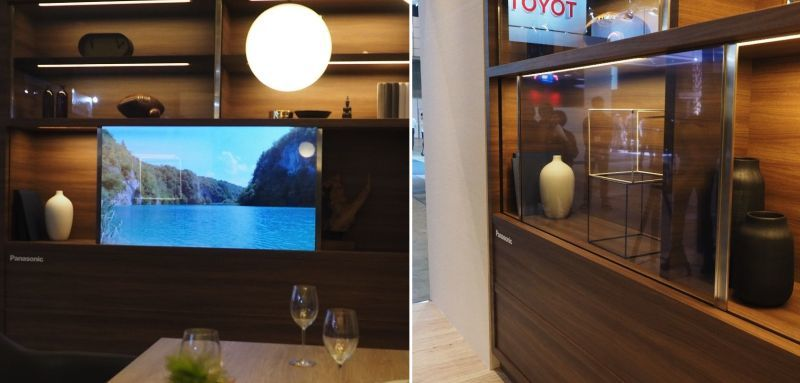 Crystal-Clear OLED TVs