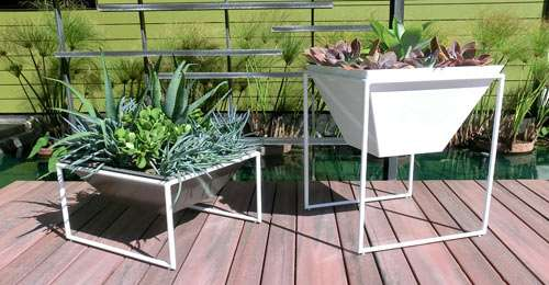 Modular Modern Planters