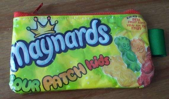 Candy Bar Clutch Purses
