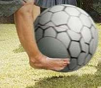 Garbage-Filled Soccer Balls