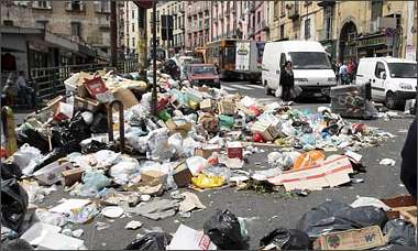 Garbage Odysseys