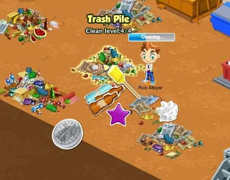 Anti-Garbage Gaming