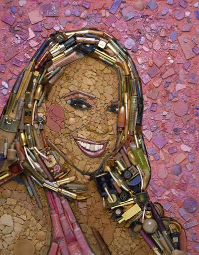 Celebs Made of Garbage