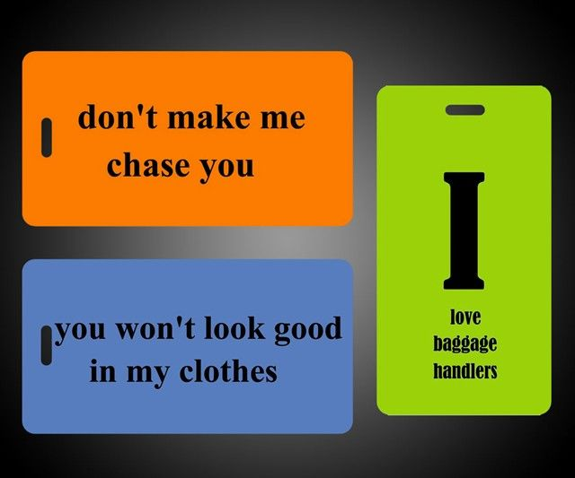 Comical Anti-Theft Tags