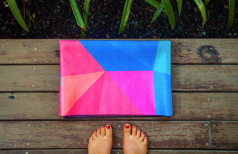 Ultra Thin Yoga Mats Travel Mat