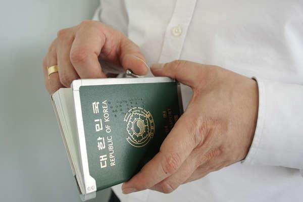 Decieving Passport Purses