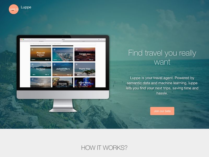 Machine-Learning Travel Search Engines