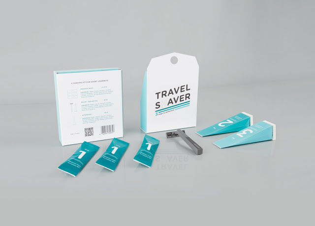 Travel Shaving Kits