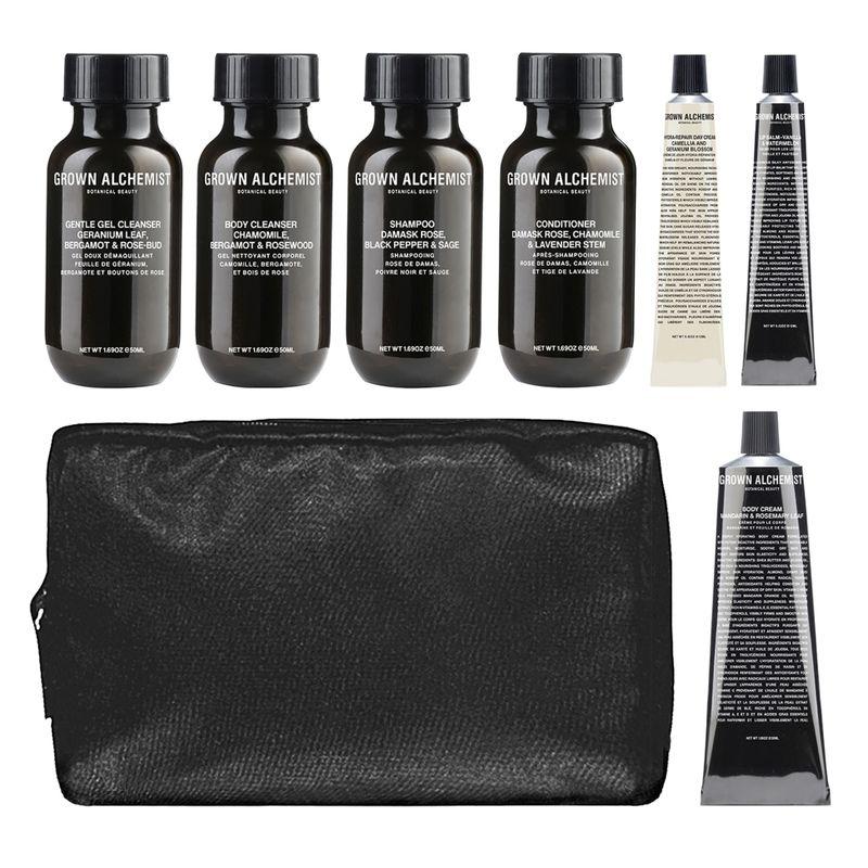 Organic Travel Cosmetics Kits