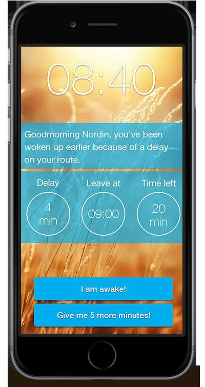Traffic-Analyzing Alarm Apps