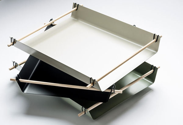 Bent Metal Trays