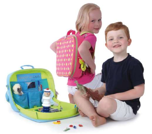 Kiddy Travel Packs