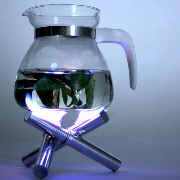 Portable Alcohol-Powered Stoves