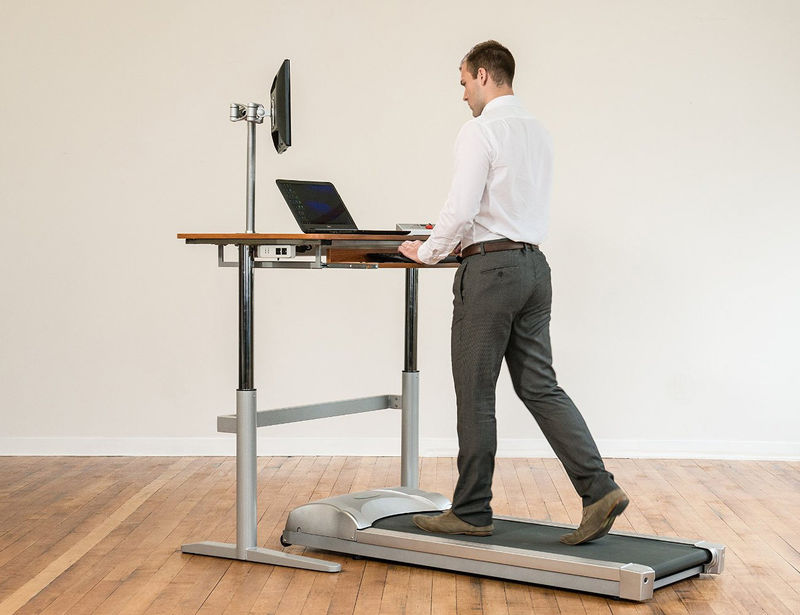 Multifunctional Workout Desks Treadmill Desk