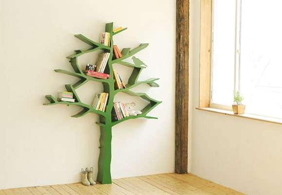 Arbor-Inspired Space Savers