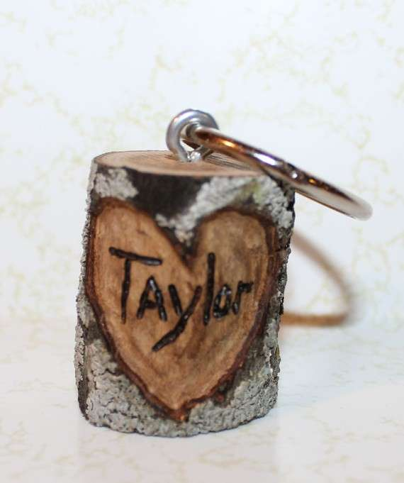 Loving Bark Key Rings