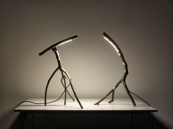 Twiggy LED Lamps