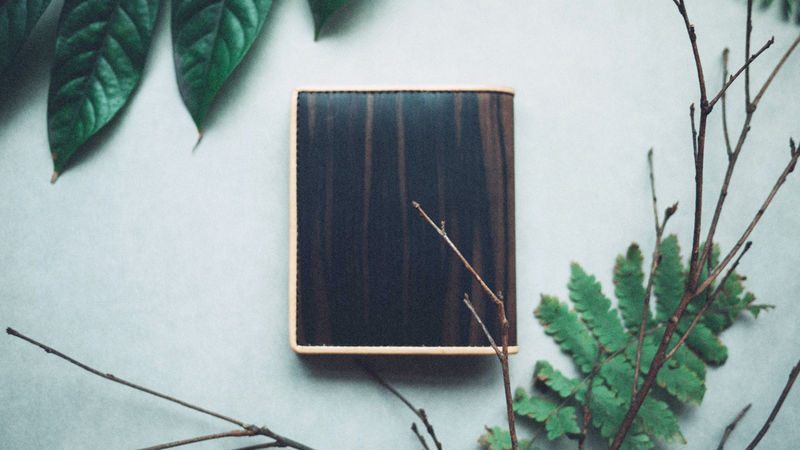 Tree Leather Wallets