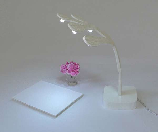 Arboreal Desktop Lights