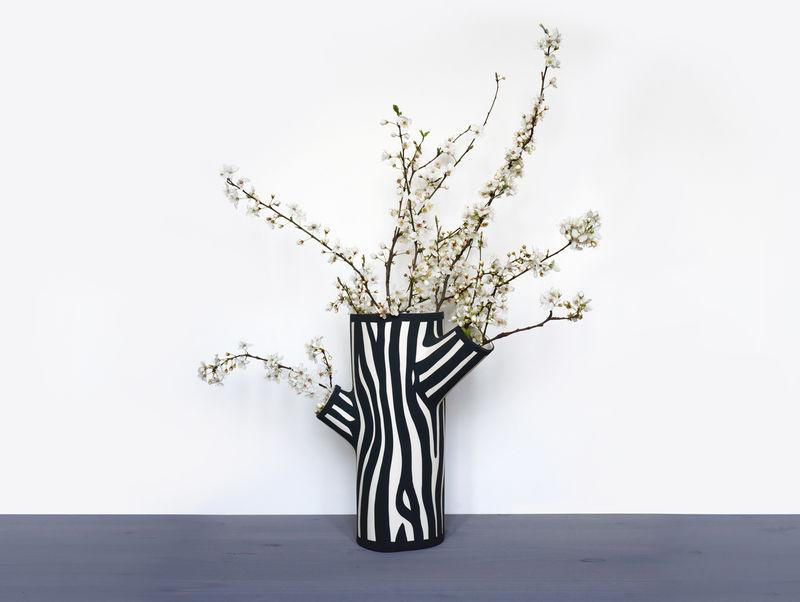 Tree Trunk Vases