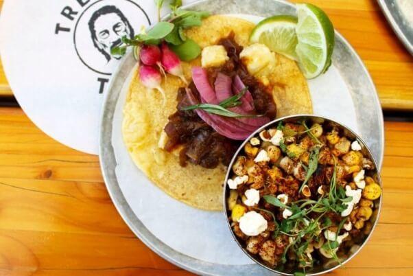 All-Vegan Taquerias