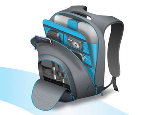 Gadget-Charging Knapsacks