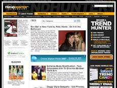 Trend Hunter Gets a Facelift (Part 1)